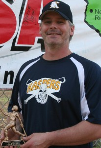 Mike Panoch, Kaspers MVP