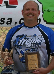 Ron Trodler, Xtreme Softball MVP