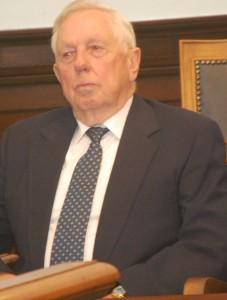 Randall municipal Judge Charles Gitzinger.