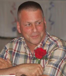2009 Bristol outstanding citizen Michael Keller.