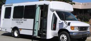 You can take this bus to the Kenosha County Fair.