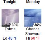 weather 9-27-09
