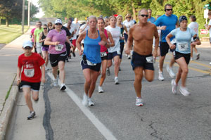 The start of the 2011 race.