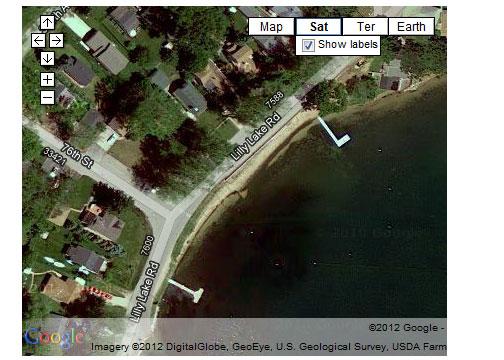 lilly-lake-beach