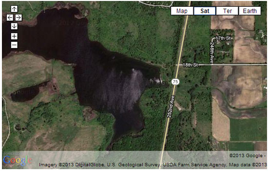 4-12-2013-wolf-lake-at-Highway-75-wider