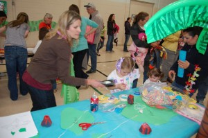 From the 2012 Riverview School multicultural fair.