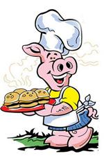 christ-lutheran-church-pig-roast-art