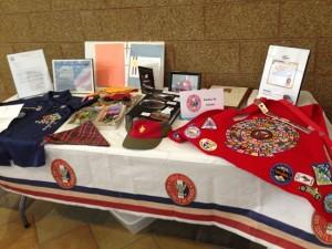 Bodey Kaskin's Scouting History