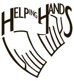 westosha-lakes-Helping-Hands-Logo-Black