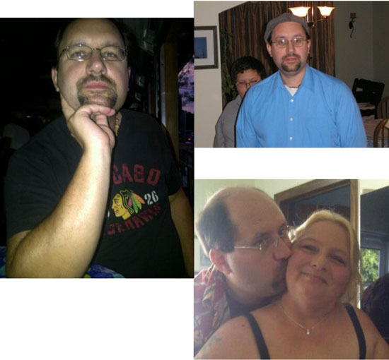 Photos of Adam Eiden from a flyer friends are distributing. /Submitted photo
