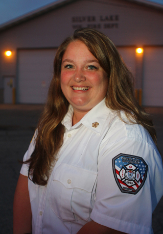 Chief Allie Draeger