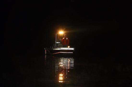 Trevor boat.