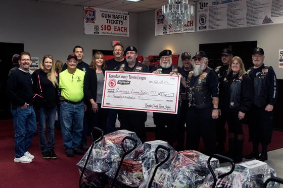 American Legion Riders $2,500
